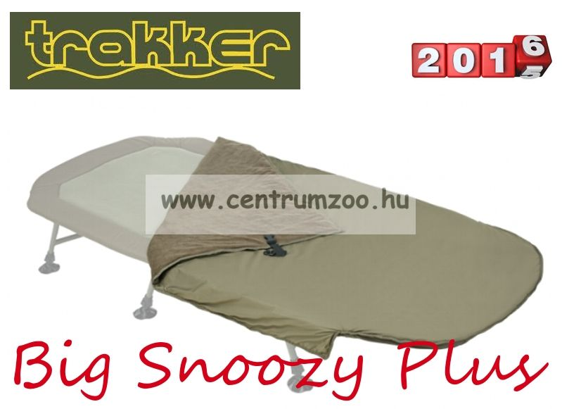 Trakker Big Snooze Plus Wide Bed Cover  ágytakaró   (208302)