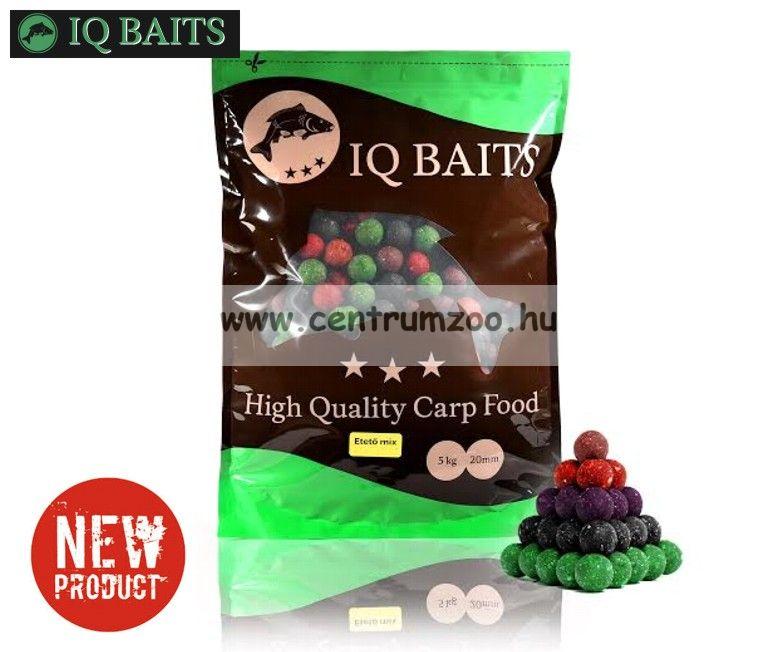 IQ BAITS STANDARD CARP BOJLI -ÉDES-ILLATOS 20mm 10kg