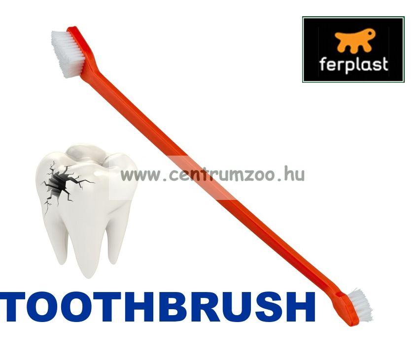 Ferplast Dog Toothbrush - fogkefe GRO 5939