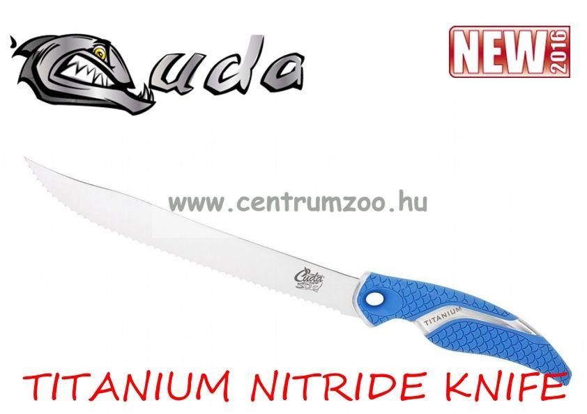 CUDA TITANIUM NITRIDE 9 FOGAZOTT KÉS 36cm (80950-845)