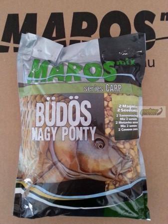 Maros Mix Büdös Nagy Ponty - erjesztett MAGMIX - KUKORICA 1kg (MABNP04)