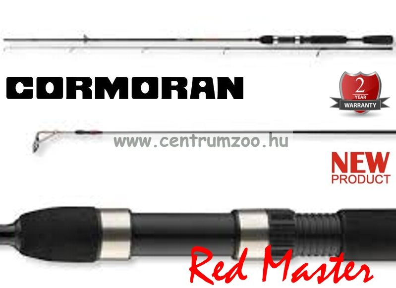 Cormoran Red Master Trout & Perch 2,05m 3-28g (27-028201)M
