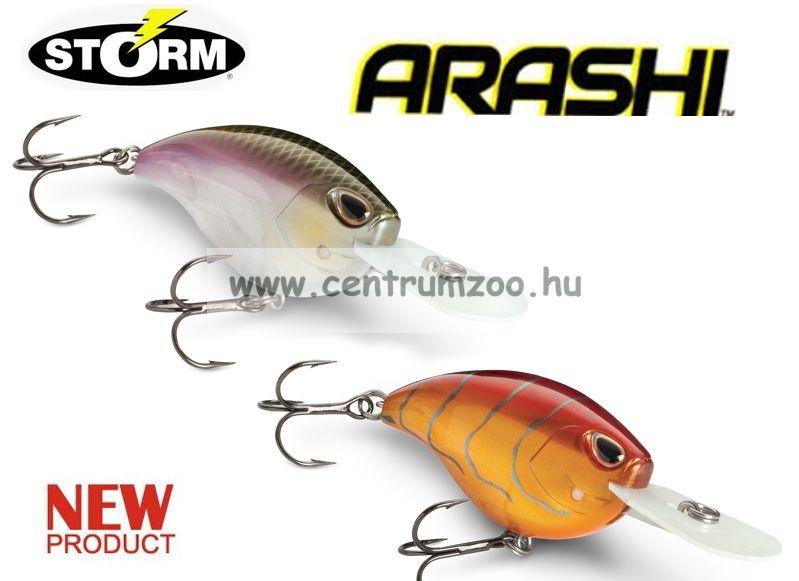 Storm® AFT Arashi® Flat 5,5cm/12,5 wobbler