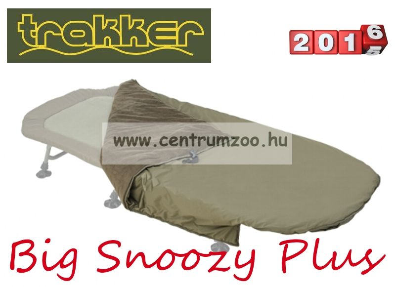 Trakker Big Snooze Plus Bed Cover  ágytakaró (208304)