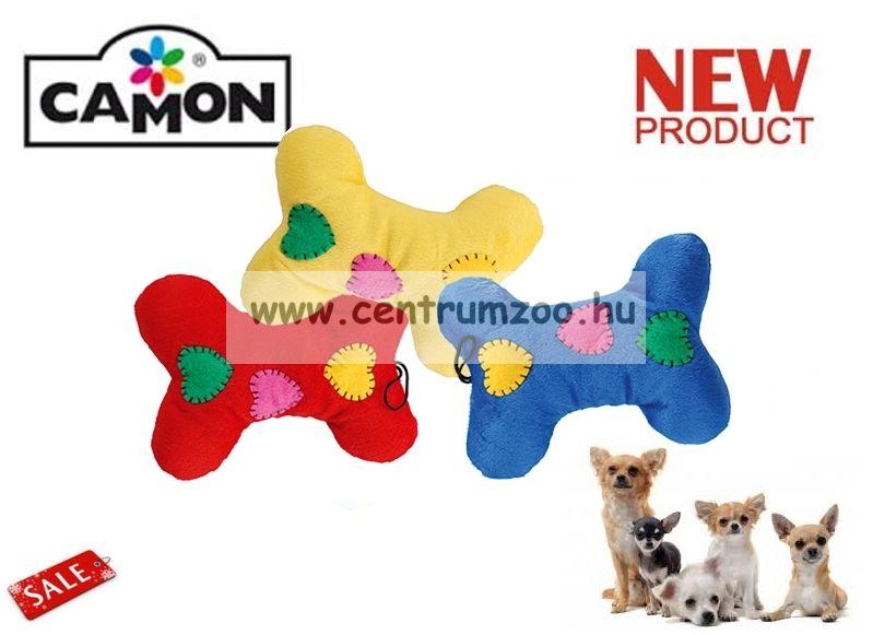 Camon játék plüss csont játék 22cm A356/1 New