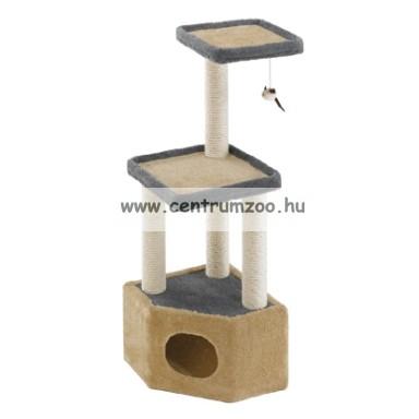 Ferplast Cat Viewpoint House kaparófa, játék, fekhely (PA4024)