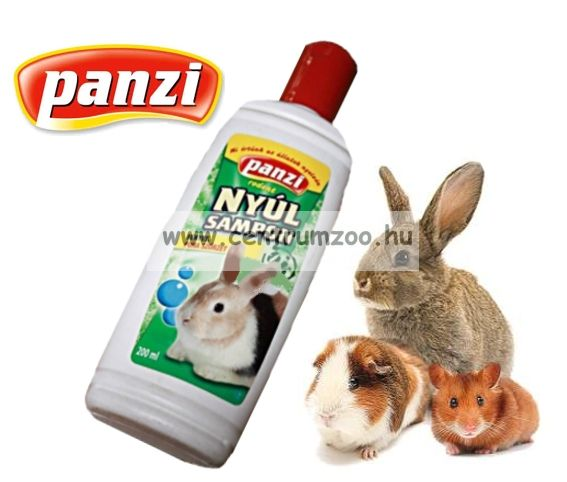 Panzi nyúl sampon 200ml (302348)