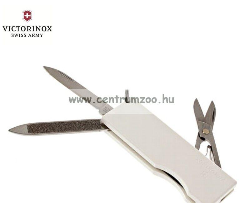 Victorinox SWISS ARMY PENKNIFE TOMO WHITE zsebkés, svájci bicska  0.6201.A7
