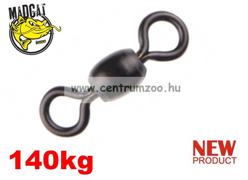 MAD CAT POWER SWIVELS 140kg - 10db erős forgó  (8152002)