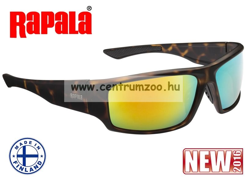 Rapala Prowler Polarized Series Tortoise napszemüveg (RSGSB)