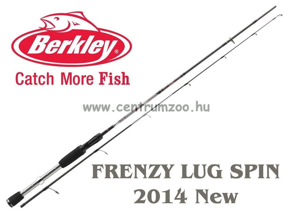 Berkley Frenzy LUG Spin 662M 7/28g 2r (1301942) pergető bot