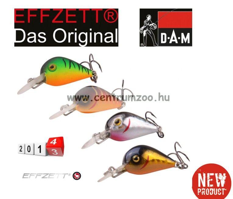 D.A.M EFFZETT FINESSE BABY BOOMER wobbler 2,3cm