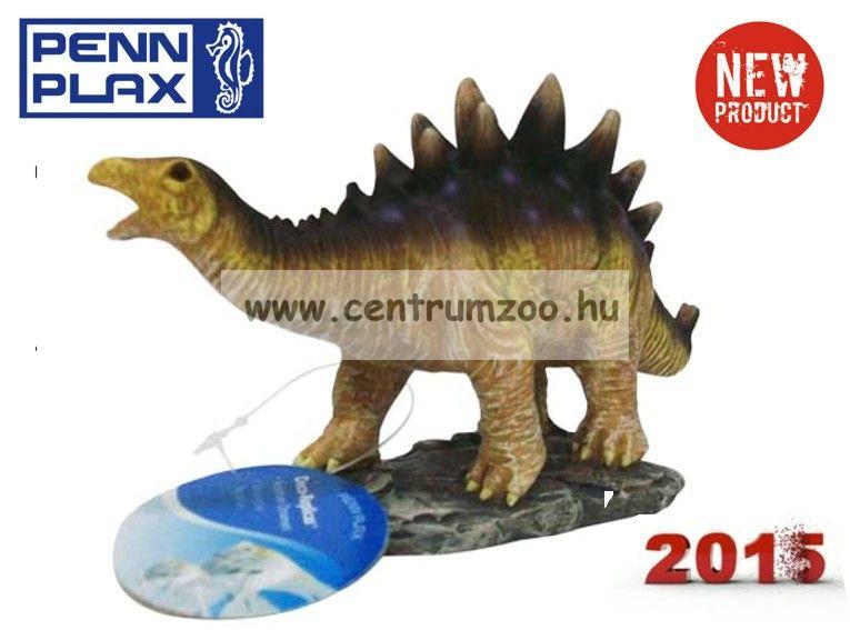 Penn Plax DINOSAUR Stegosaurus 20x6,4x10,1cm akvárium dekoráció (070129)