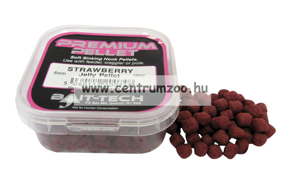 Bait-Tech Jelly Pellet 6mm 150ml N-Tice (4057-3)
