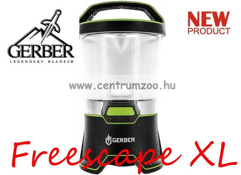 Gerber Freescape XL tábori lámpa erős fénnyel (000932)