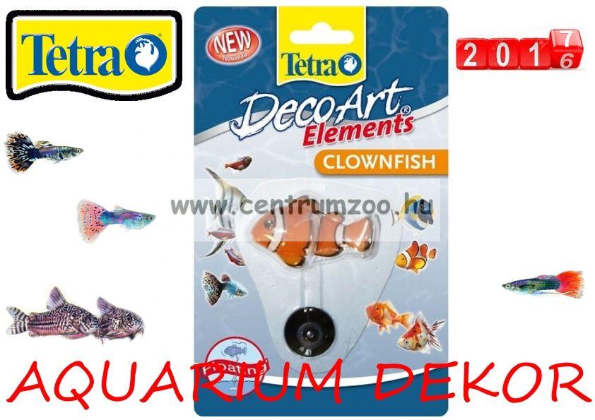 Akváriumi dekoráció - Tetra DecoArt Elements Clownfish (204935) Némó