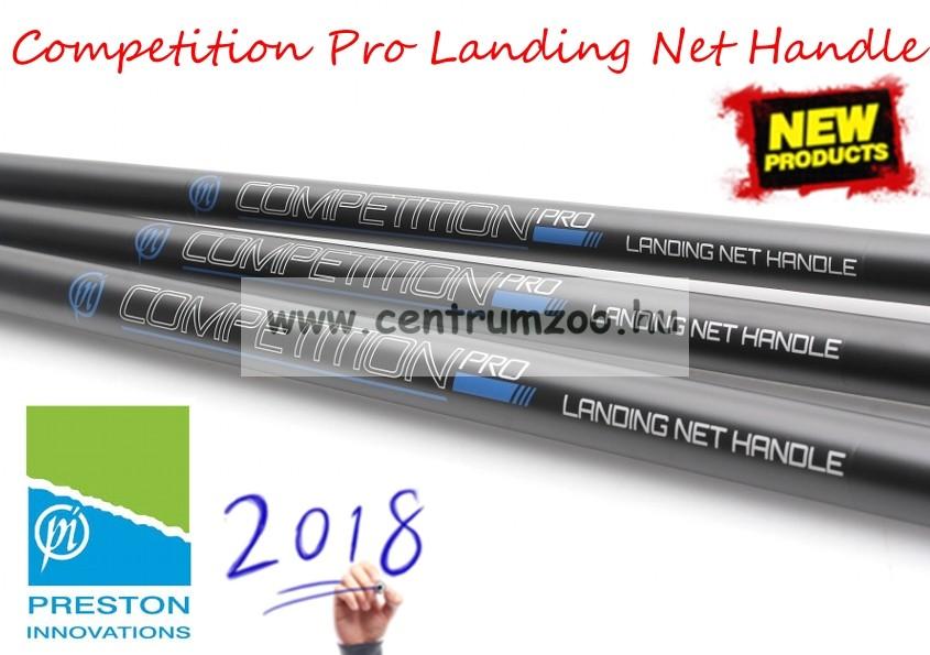MERÍTŐNYÉL Preston Competition Pro Landing Net Handle 3m merítő nyél (CPH 3.0)