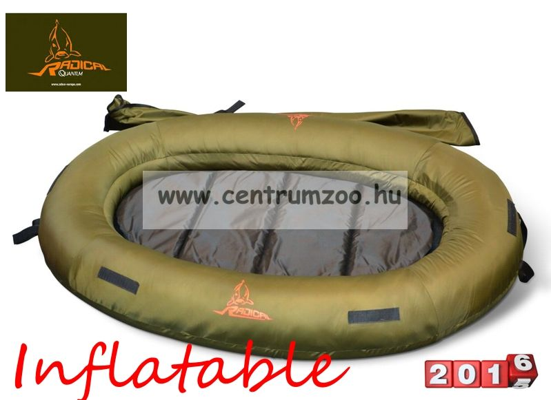 Radical Carp Inflatable Unhooking Mat Pontymatrac 110*70*14cm (8517024)