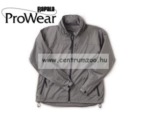 Rapala Pro Wear Windbreaker Jacket, Grey, XL viharkabát (21110-1)