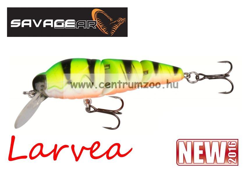 SAVAGE GEAR Larvea 55 5.5cm 5g SS 05-Firetiger (43600)