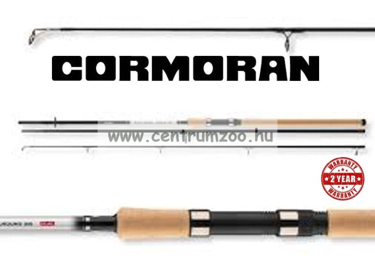 Cormoran Black Master Allround Spin  3,90m 20-60g (27-0060391)M