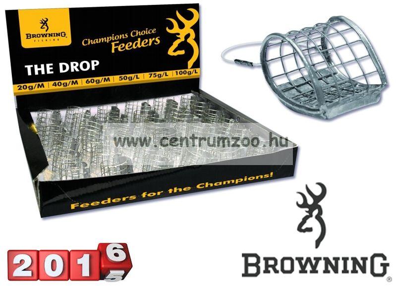 Browning The Drop Feeder kosár 60g (6666060)