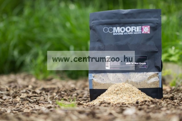 CCMoore - Milk N Nut Crush 1kg - Spec. etetőanyag keverék (2147578957742)