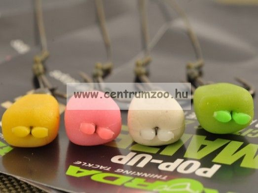 Korda Pop-Up Corn Fruity Squid Pink MŰ KUKORICA  (KPB14)