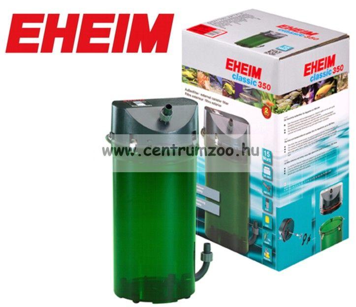Eheim Classic 350 - 2215 külső szűrő 350 literes akváriumig (2215010)