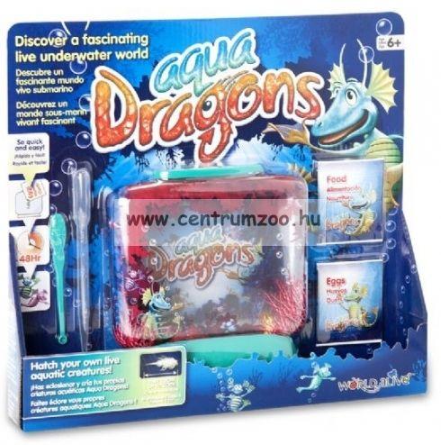 World Alive Aqua Dragons rák nevelde - Vízalatti Élővilág DÍSZDOBOZBAN (4001)