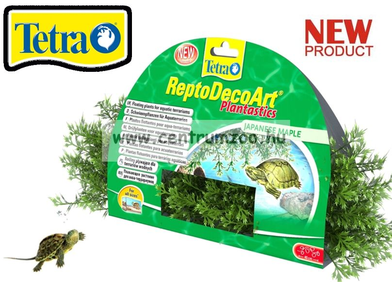 TETRA ReptoDecoArt Japanese Maple műnövény teknősökhöz, halakhoz (203556)