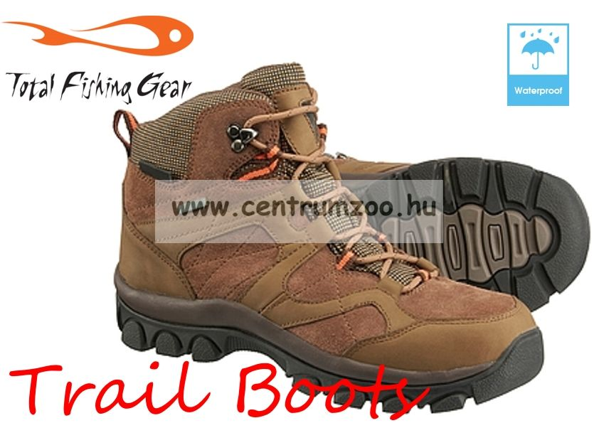 Tf-Gear HardCore Trail Boots bakancs