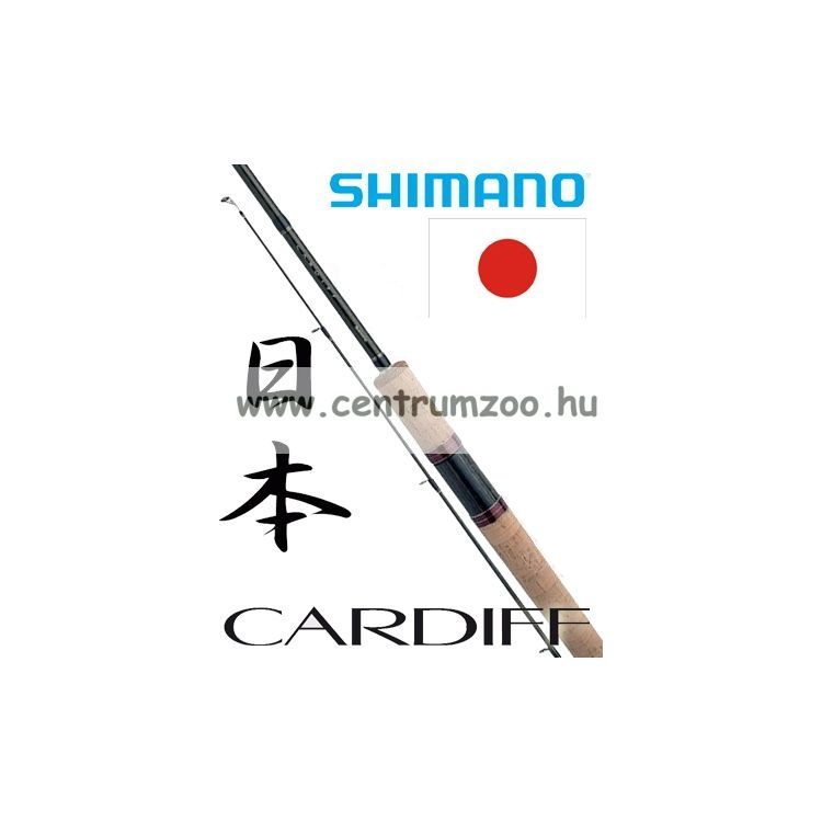 Shimano bot CARDIFF 3,35 M , 20-70 g /SCDF335H/