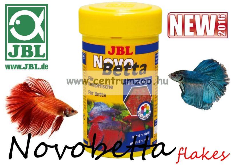 JBL NovoBetta 100ml sziámi harcoshal táp (30171)