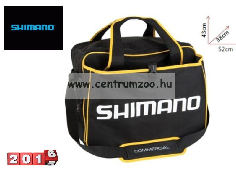 Shimano táska Bait & Bits Bag 52x43x38cm táska (SHCOM01)