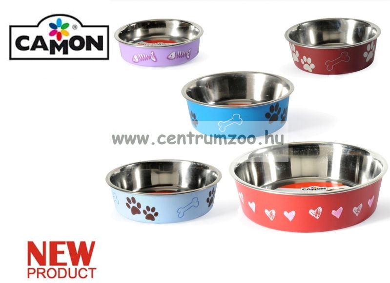 "Camon Ciotola ""Bellabowls"" METAL BOWL fém tál 14 cm - 450 ml (C056/C)"