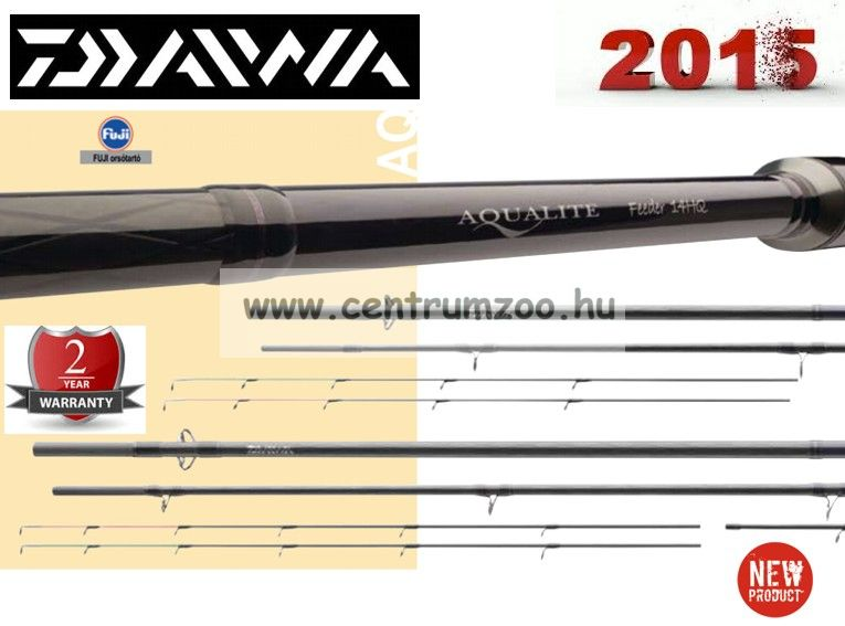Daiwa Aqualite Heavy Feeder 3,9m -180g (11774-395)