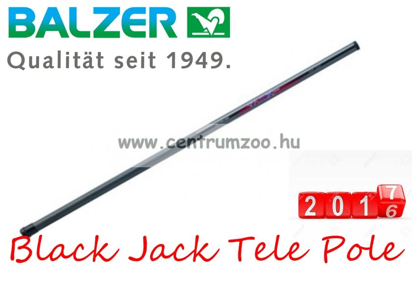 Balzer Black Jack Tele Pole spicc bot 6m (0011235600)