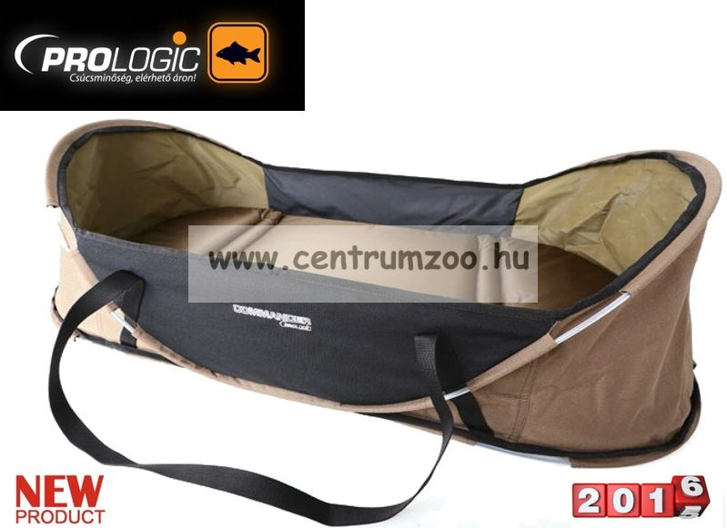 PROLOGIC Commander Unhooking Mat 113X55cm w/bag pontybölcső (48362)