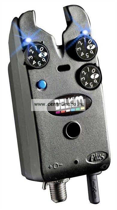 Delkim Tx-i Plus PRÉMIUM elektromos kapásjelző  (A CSÚCSMINŐSÉG) (DP025-030)