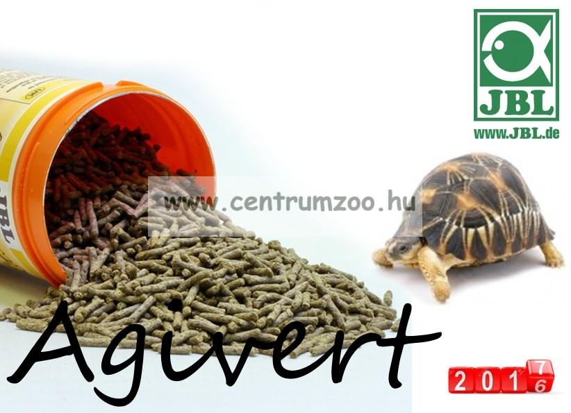 JBL Agivert szárazföldi teknős eleség 250ml (JBL70332) NEW