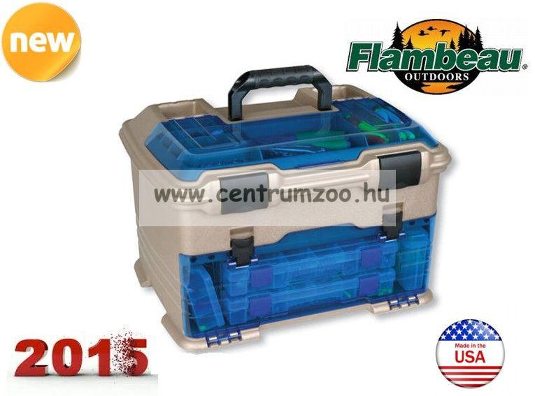 FLAMBEAU MULTILOADER PRO prémium láda 44x32x30cm T5P 400 modell (69-20004)