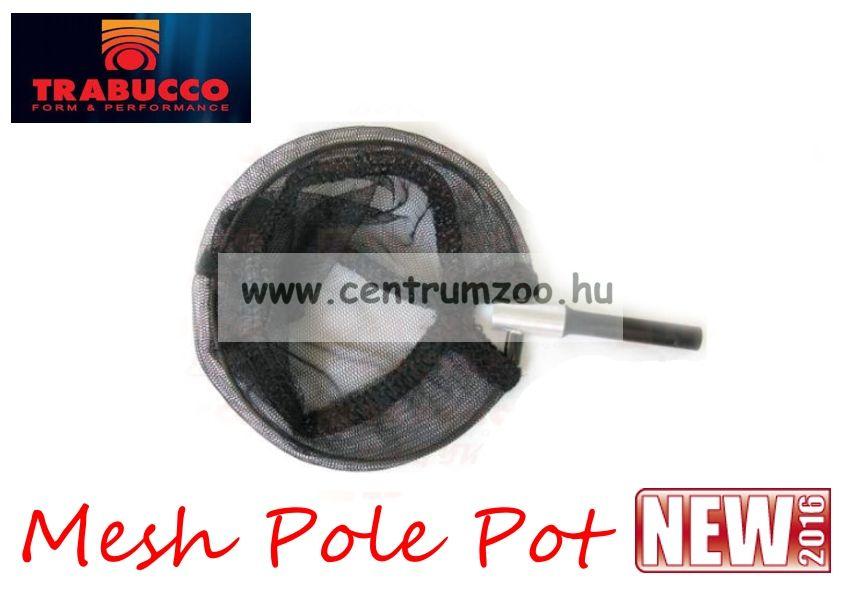 Trabucco Mesh Pole Pot - KUPAKOLÓ ETETŐZSÁK 100mm  (106-15-570)