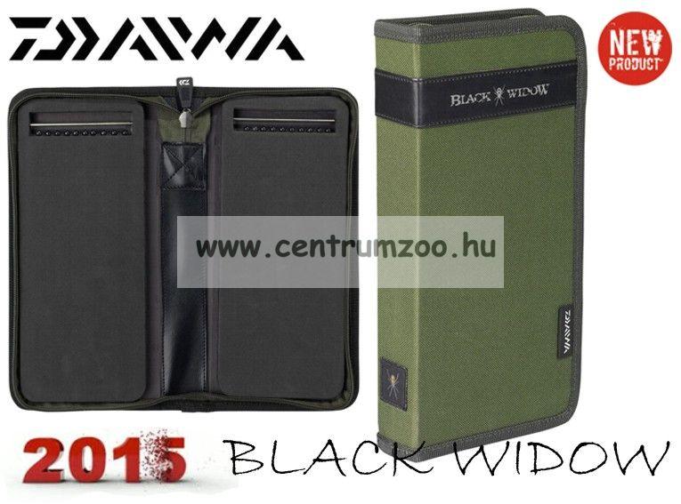 Daiwa - Black Widow Wallet 29cm előke tartó (18705-005)