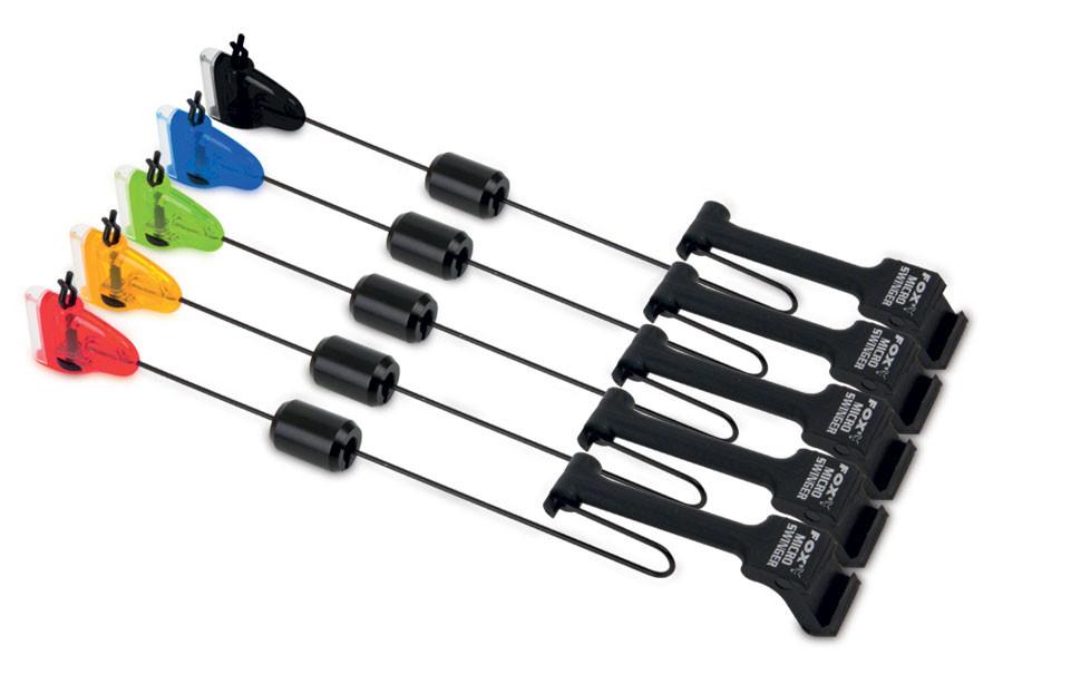 FOX Micro Swinger Black Presentation - (CSI039) FEKETE