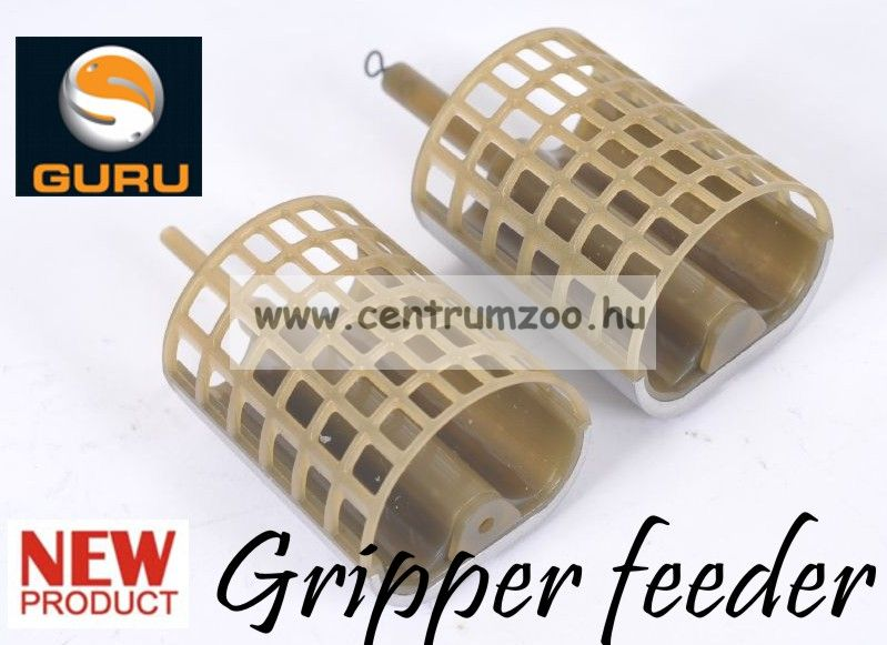 Guru Gripper Feeder 3oz large 2in1 (GGFL3) 85g