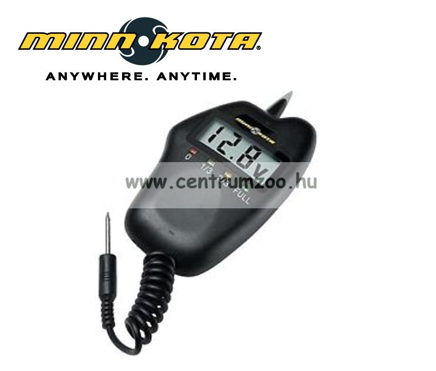 Minn Kota Digital Battery Meter akkuszint mérő 901112