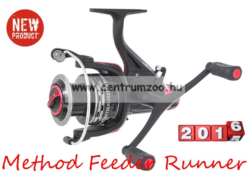 CARP EXPERT METHOD FEEDER RUNNER 30 3+1cs nyeletőfékes orsó (20917-030)