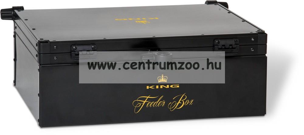 Browning King Feeder Box Sidetray 55x40x20cm versenyláda tálca modul (8001001)