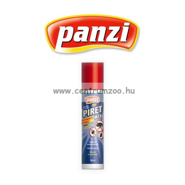 Panzi PiretMix bolha, kullancs, tetű, atka elleni permet spray (681124)